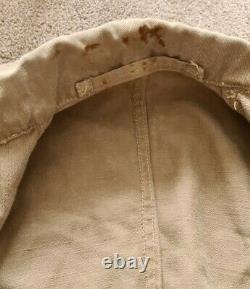 WW2 RAF AIR MINISTRY British Army Khaki jacket 1941 with AM air ministry label