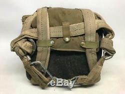 WW2 US AN6510 seat military combat parachute pilot USAF Army Air force corp NAME