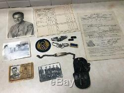 WW2 US Army Air Corp 452nd Bomb Group Crew Member Grouping