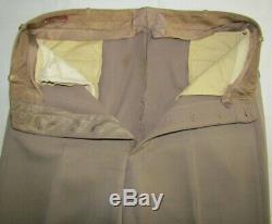 WW2 US Army Air Corp Flight Cadet Uniform Grouping-Named