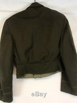 WW2 US Army Air Corp Pilots Flight Jacket