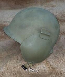 WW2 US Army Air Corp USAAF Air Gunner FLAK Helmet