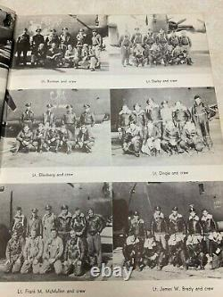 WW2 US Army Air Corps 490th Bomb Group Unit History