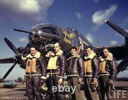 WW2 US Army Air Corps B3 Flight Jacket
