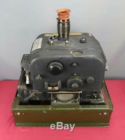 WW2 US Army Air Force Corp USAF B17 Bomber SPERRY aviation Bombsight type S1 M2