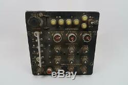 WW2 US Army Air Force Corp USAF B17 Type C1 Bomber Norden bombsight control box