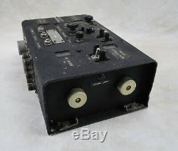 WW2 US Army Air Force Corp USAF PBY Catalina Radar Compensator bomb sight