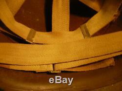 WW2 US Army Air Force M3 Steel Flak Helmet