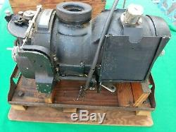 WW2 US Army Air Force / Navy Norden Bomb Sight with Original Storage Box