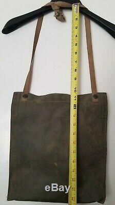 WW2 US Army Air Force PILOT's C-1 Sustenance SURVIVAL VEST & Ammo Map Supply Bag