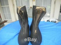 WW2 US Army Air Force Pilot's Boots RARE