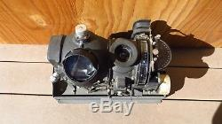 WW2 US Army Air Force USAAF Bomber Norden Bombsight with Stand ORIGINAL