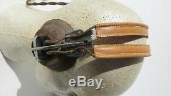 WW2 US Army Air Force USAAF Headphones Ear Phones Mint