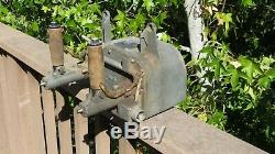 WW2 US Army Air Force USAAF Sperry Ball Turret Hand Control Unit Trigger