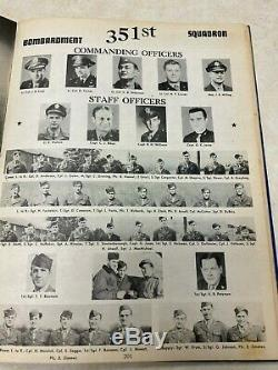 WW2 US Army Air Forces 100th Bomb Group Unit History