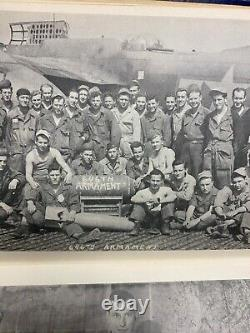 WW2 US Army Air Forces 410th Bomb Group Unit History