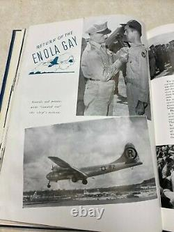 WW2 US Army Air Forces 509th Bomb Group Unit History First Atomic