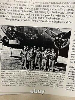 WW2 US Army Air Forces Memoirs of the 91st Bomb Group