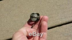 WW2 US Army Military USAAF US AIR FORCE STERLING RING