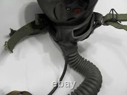 WW2 U. S. Army, Air Force A14 Demand Oxygen Mask withmicrophone