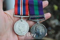 WW2 medal group Para Army Air Corps