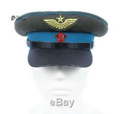 WWII 1943, Soviet Military Officer's Air force Uniform, USSR Red Army Set M43