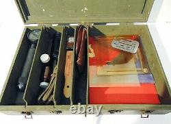 WWII AAF Aerial Photo Interpreter Kit Type F-2 Air Forces U. S. Army, Photograph