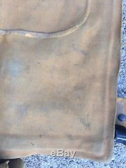 WWII B 4 LIFE VEST ARMY AIR FORCES WW2 USA 1943 Date