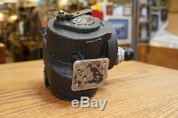 WWII Bell & Howell Eyemo 35mm Type A4 Bomb Spotting Camera US Army Air Corps