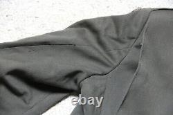WWII CBI U. S. ARMY AIR FORCE China Burma India Bullion Patch Wool Jacket Named