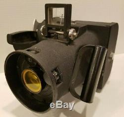 WWII Folmer Graflex K20 Aircraft 4 x 5 Camera U. S. Army Air Force Military