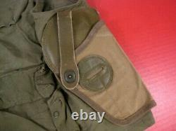 WWII USAAF Army Air Force Type C1 Emergency Sustenance Vest Sears RARE #4