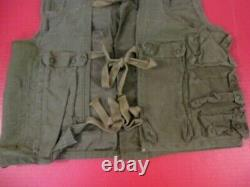 WWII USAAF Army Air Force Type C-1 Emergency Sustenance Vest NICE RARE #1