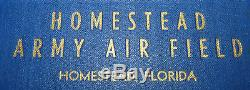 WWII US Air Force Air Transport WAC Women's Army Corps Homestead Miami Fl1942 a2