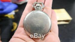 WWII US Army Air Corps BOXED A-8 Bomb Timer Stop Watch