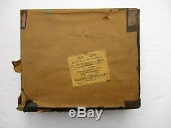 WWII US Army Air Corps Flight Suit Shoe Inserts 10 Pairs Never Issued AAF WW2