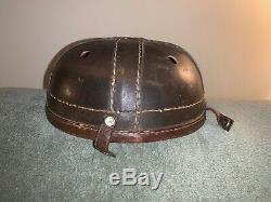 WWII US Army Air Force G-1 gunners helmet, very rare
