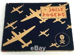 WWII US Army Air Forces 90th Operations Group Jolly Rogers Yearbook