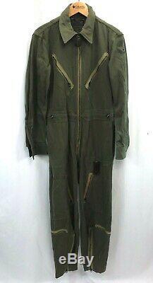 WWII US Army Air Forces Type L-1 Light Gaberdine Flight Suit