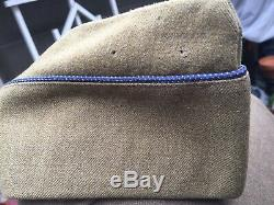 WWII US Army air corps AIRBORNE TROOP CARRIER Corporal With Monogrammed wings