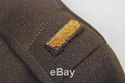 WWII U. S. 8th U. S. ARMY AIR FORCE BOMBARDIER 2nd LIEUTENANT'S IKE JACKET
