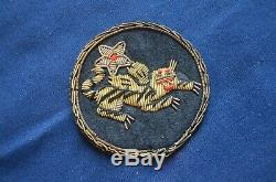 WWII U. S. Army 14th Air Force Patch, Made in India