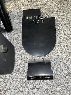 WWII WW2 US ARMY Air Force Folmer K20 Military Aircraft Camera with Original Case