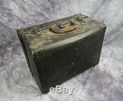 WWII type K20 US Army Air Force Corp USAF Fairchild camera Aerial military case