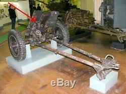 WW II German Army Air Force 3x8° 37mm PaK36 Aiming Scope #2 VERY NICE