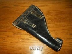 WW II German Army Air Force Leuchtpistolentaschen SIGNAL FLARE HOLSTER RARE