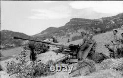 WW II German Army Air Force Z. F. 3x8° 3.7 cm FlaK 36 AIMING SCOPE SUPERB