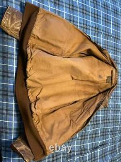 World War 2 Bomber Jacket Army Air Corps Fightin Bitin Personal Effects Lot