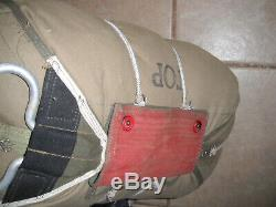 Ww2 Army Air Corps/airborne Paratrooper July 1943 An-6513 Reserve Parachute Pack