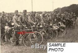 Ww2 Wwii German Army Wehrmacht Wh Heer Truppenfahrrad Bicycle Bike Tire Air Pump